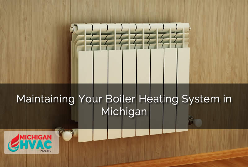 Michigan Boiler Heater System