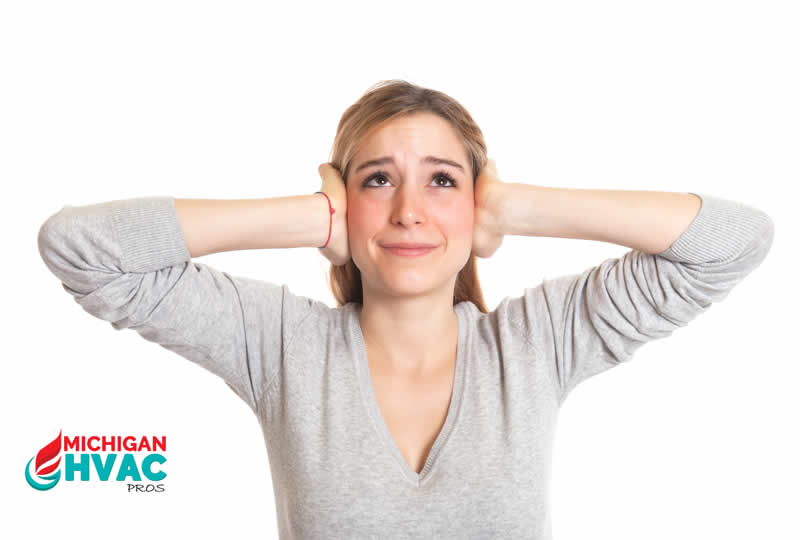 HVAC Duct Noises in Michigan Causes and Solutions