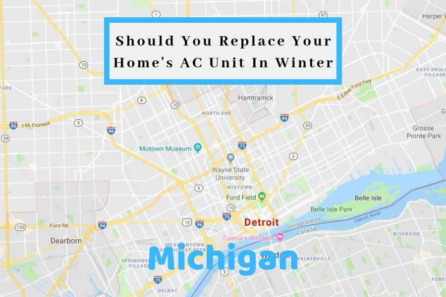 Should You Replace Your Homes AC Unit In Winter