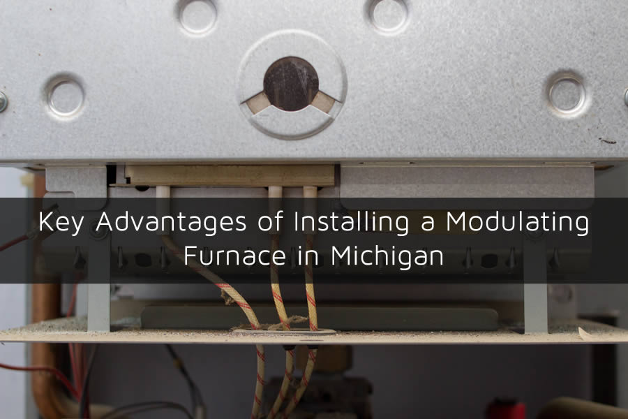 Key Advantages of Installing a Modulating Furnace in Michigan
