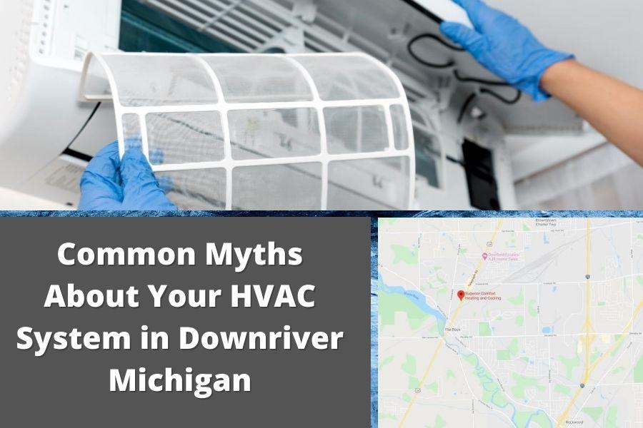 HVAC System Downriver MI